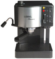 Electronic pump espresso machine photograph